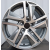 R Line PG534 anthracite polished 17x7.5 4x108 ET25 65.1
