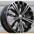 R Line XFE360 black polished 17x7 5x112 ET40 57.1